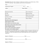 Blank Incident And Injury Report Pdf – Fill Online Within Incident Report Form Template Doc