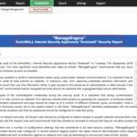 Firewall Security Audit | Firewall Configuration Analysis Tool Regarding Security Audit Report Template