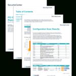 Pci Configuration Audit Report – Sc Report Template | Tenable® For Security Audit Report Template