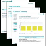 Scap Audit Report – Sc Report Template | Tenable® With Regard To Security Audit Report Template