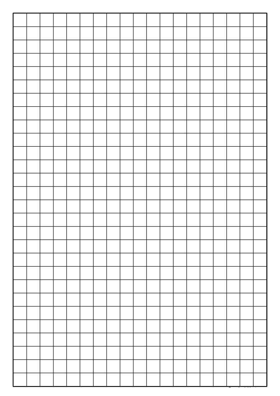Word Graph Paper Template - Oflu.bntl For 1 Cm Graph Paper Template Word